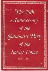History of CPSU1903-1953