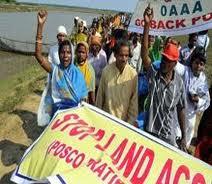Urgent Appeal From POSCO PRATIRODH SANGRAM SAMITI As On 1st NOVEMBER2011