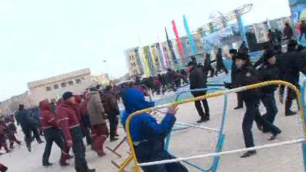 Kazakhstan: Kazak Spring or Another Coloured 'Revolt' ?