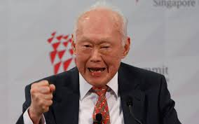Lee Kuan Yew: The proponent of crony-capitalism is dead