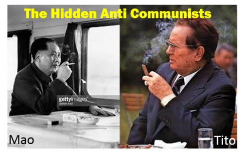 Mao and Tito